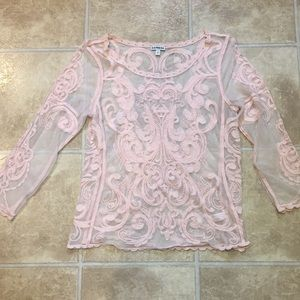 Express Lace Long Sleeve